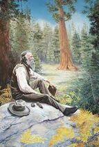 Muir painting