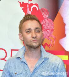 Рустам Ильясов