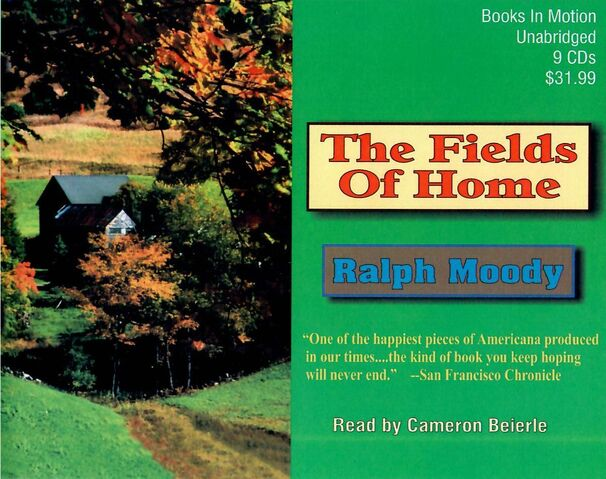 File:The Fields of Home audiobook cover.jpg