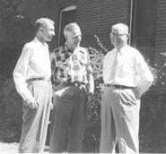 Carl Henry, Ralph Moody, & Dutch Gunther