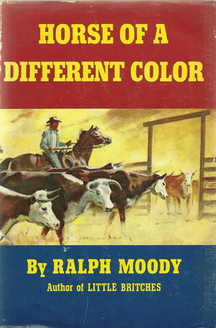File:Horse of a Different Color cover.jpg