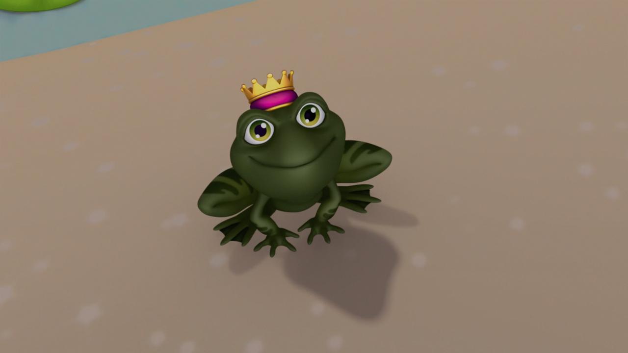 Image - Prince Ferg - Frog.png | Little Charmers Wiki | FANDOM ...