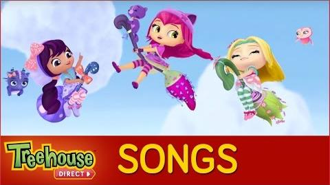 Little Charmers We've Got Work To Do Song