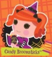 Interducing Candy Broomsticks