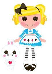 Cartoon Alice