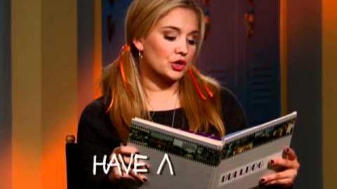 Sally Jensen Kid Lawyer - So Random! - Disney Channel Official