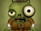 Игрушка-зомби