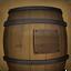 Powder Barrel