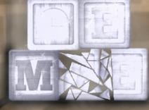 Кубики заморожены