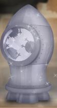 Ракета заморожена
