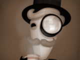 Кукла приключенца Джентельмен