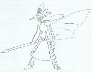 OC LWA Ragnarok Shiny Valkyrie
