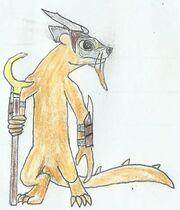 LWA Ragnarok Vega Clan Chief