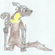 LWA Ragnarok OC Altair Clan Chief