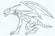 OC Character Knoxx the Gargouille