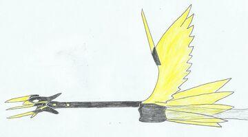 LWA Ragnarok Magic Miracle Attire Shiny Beast Broom