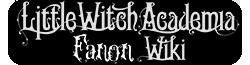 Little Witch Academia Fanon Wiki wordmark