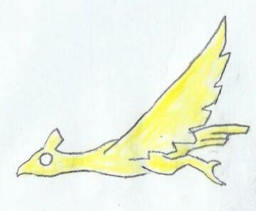 Vethrvolnir Initial form