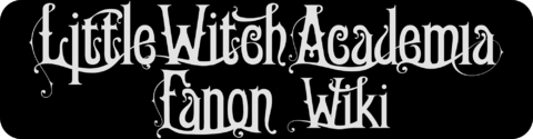 Little Witch Academia Fanon Wiki title horiz