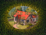 Little Bear the Magician