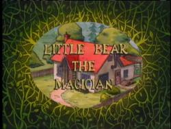 Little Bear the Magician