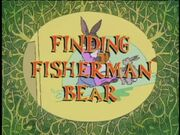 FindingFishermanBear