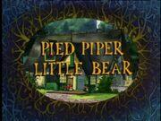 PiedPiperLittleBear