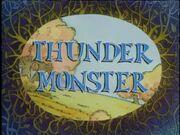 ThunderMonster