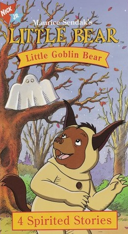 Maurice Sendak's Little Bear, Little Goblin Bear (VHS, 1999)
