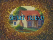Secret Friend