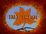 Fall Dream