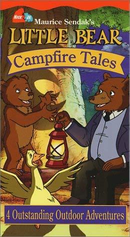 Maurice Sendak's Little Bear, Campfire Tales (VHS, 2002)