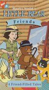 Maurice Sendak's Little Bear, Friends (VHS, 1999)
