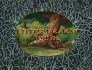 Little Bear's Tooth