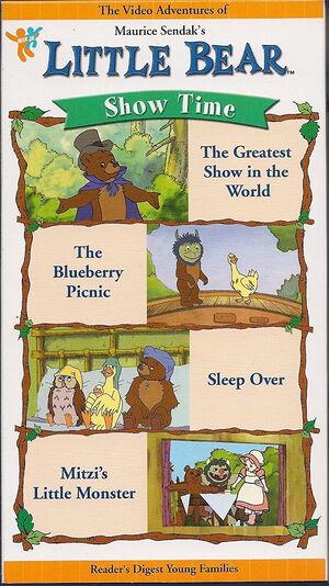 Show Time 2004 Reader's Digest VHS