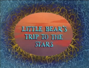 Little Bear's Trip to the Stars