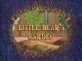 Little Bear's Garden