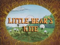Little Bear's Kite
