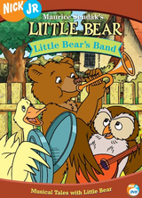 Little Bear's Band (DVD)