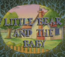 Little Bear and the Baby