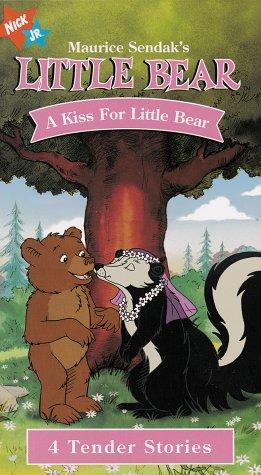 Maurice Sendak's Little Bear, A Kiss For Little Bear (VHS, 2000)