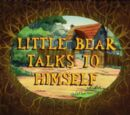 Little Bear Talks to Himself