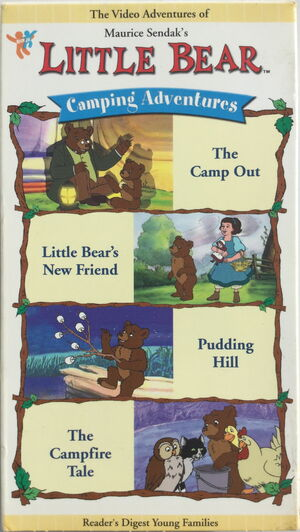 Camping Adventures (2004) Reader's Digest VHS