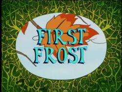 FirstFrost