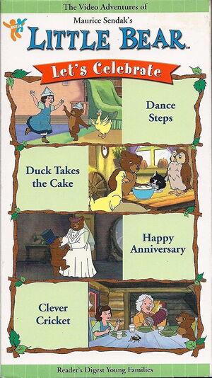 Let's Celebrate 2004 Reader's Digest VHS