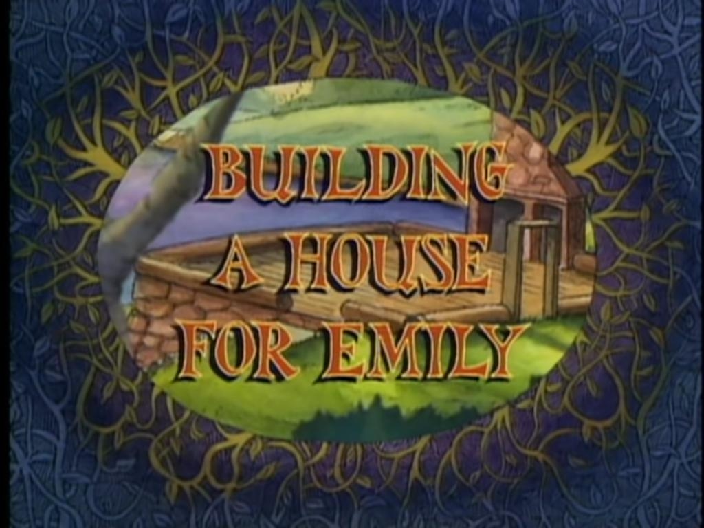Little Bear Building A House For Emily