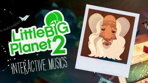 LBP2 Music - 'Da Vinci's Hideout' IntMusic
