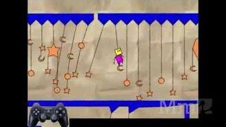 Making LittleBigPlanet- Mr Yellow Head Demo, 2005
