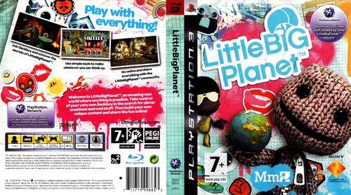 Little Big Planet Pal Cover
