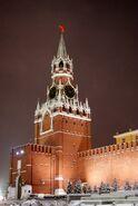 The Spasskaya Tower